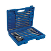 SDS-Plus Carbide Drill Bits & Chisels Set in a Robust Plastic Case 15 Piece