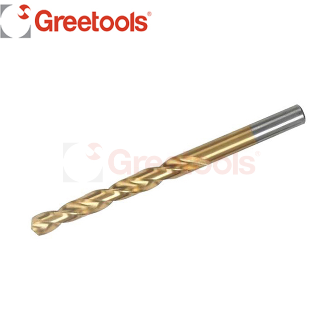 HSS Ground 135° TiN Coated Drill Bits